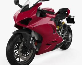 Ducati Panigale V2 2021 3D model