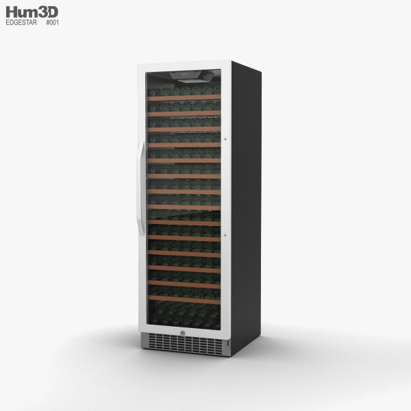 Edgestar 166 Bottle Wine Cooler 3D model