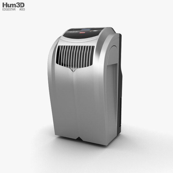 EdgeStar Extreme Cool 12 BTU Portable Air Conditioner 3D model