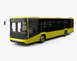 3D model of Electron A185 Bus 2014