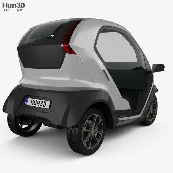 Eli Zero 2017 3D model