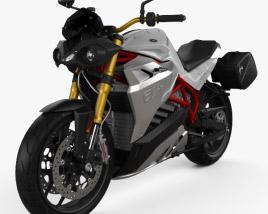 3D model of Energica Eva 2019