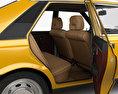 FSO Polonez with HQ interior 1978 3d model