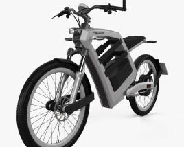 3D model of FEDDZ E-Mobility 2014