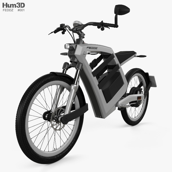 FEDDZ E-Mobility 2014 3D model