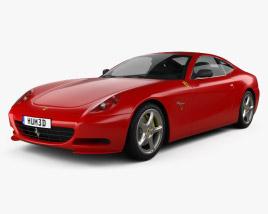 3D model of Ferrari 612 Scaglietti 2006