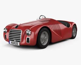 3D model of Ferrari 125 S 1947