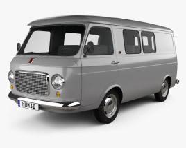 3D model of Fiat 238 1968