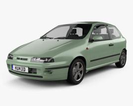 3D model of Fiat Bravo 1995