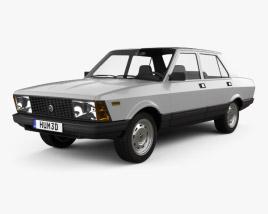 3D model of Fiat Argenta 1981