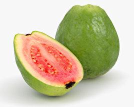 3D model of Guava