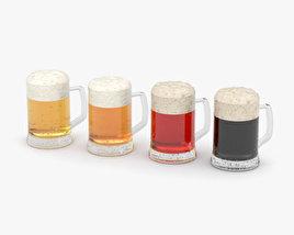 3D model of Beer Mug