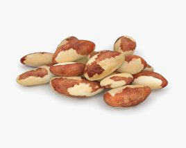 3D model of Brazil Nuts