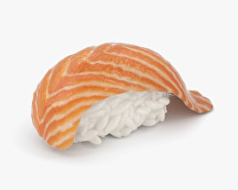 3D model of Shake Nigiri