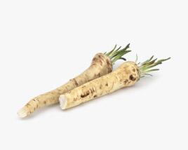 3D model of Horseradish