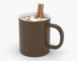 Hot Chocolate 3D model