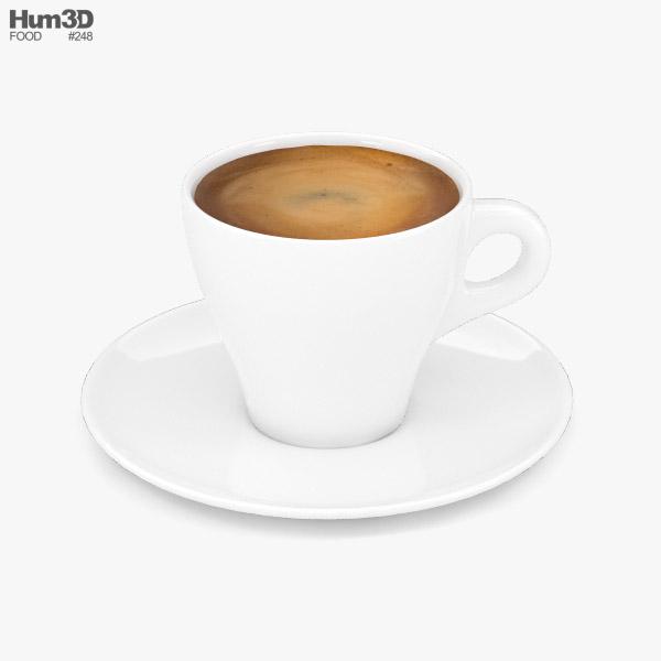 3D model of Espresso Cup