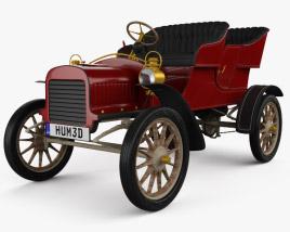 3D model of Ford Model C 1904