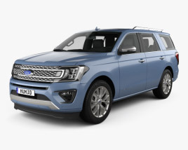 Model Of Ford Expedition Platinum 2017