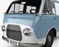Ford Taunus Transit FK1250 1963 3d model