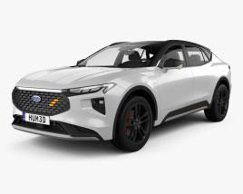 Ford Evos 2021 3D model