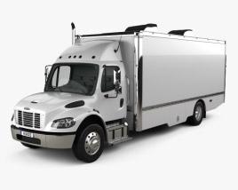 Freightliner M2 106 Custom Tool Truck 2012 3D model
