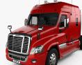 Freightliner Cascadia XT Tractor Truck 2007 3d model