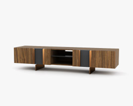 Alberta Malay TV Cabinet 3D model