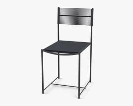 Alias Spaghetti 椅子 3D模型