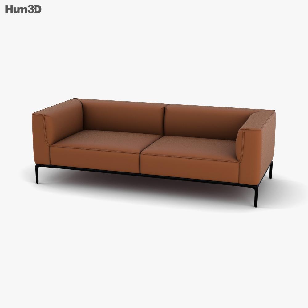 Allermuir Oran Sofa 3D model