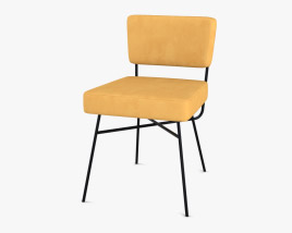 Arflex Elettra Chair 3D model
