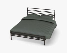 Ashley Sonya Bed 3D model