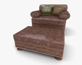 Ashley Ralston Armchair 3D model