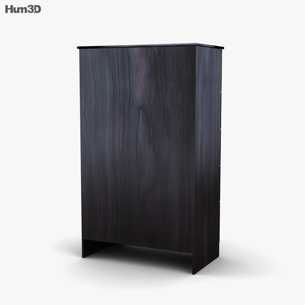 Ashley Pinella Chest of Drawers 3d model
