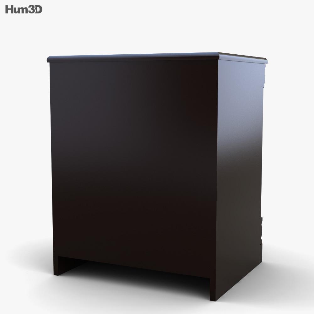 Ashley Huey Vineyard Nightstand 3d model