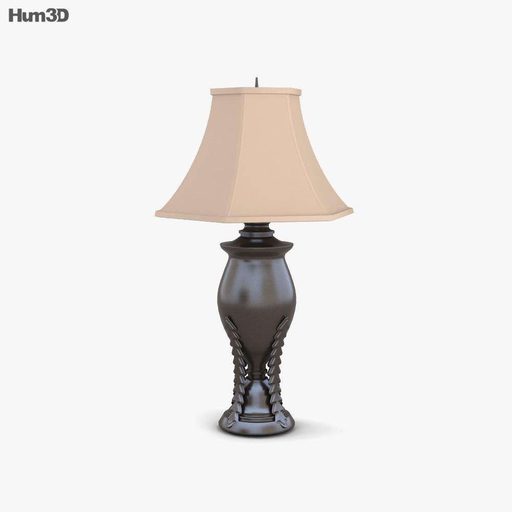Ashley Fairbrooks Estate table lamp 3d model