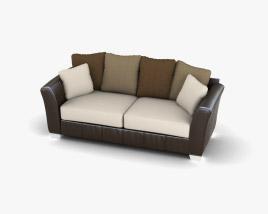 Ashley Logan - Stone Sofa 3D model