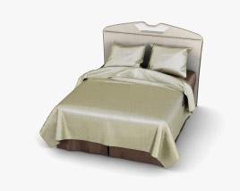 Ashley Havianna Panel bed 3D model