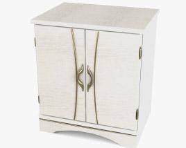 Ashley Havianna Table de Chevet Modèle 3D
