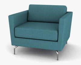 BoConcept Osaka Chair 3D model