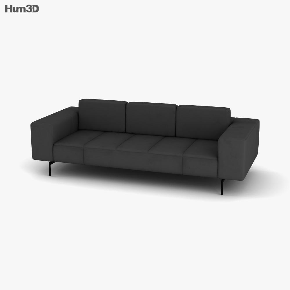 BoConcept Amsterdam Sofa 3D model