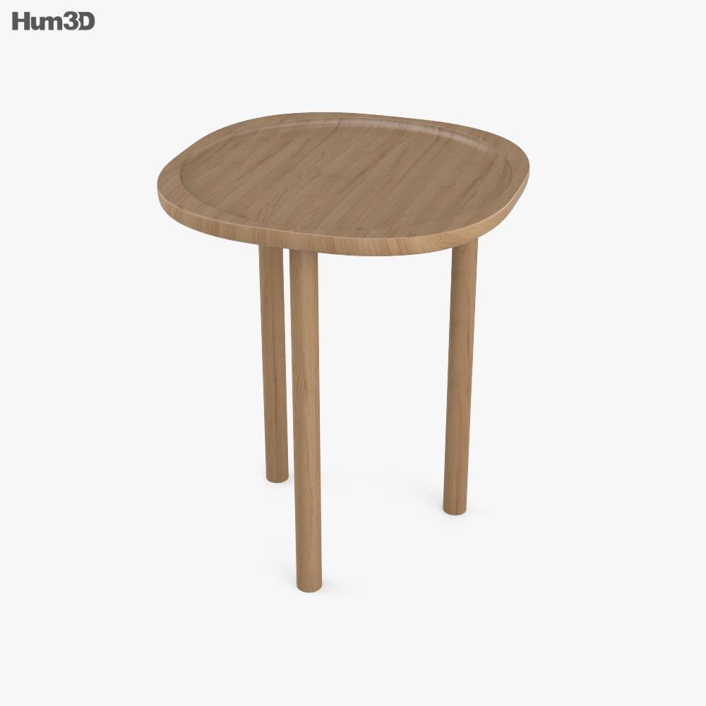 Bolia Trace Coffee Table 3D model