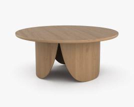 Bolia Peyote Coffee table 3D model