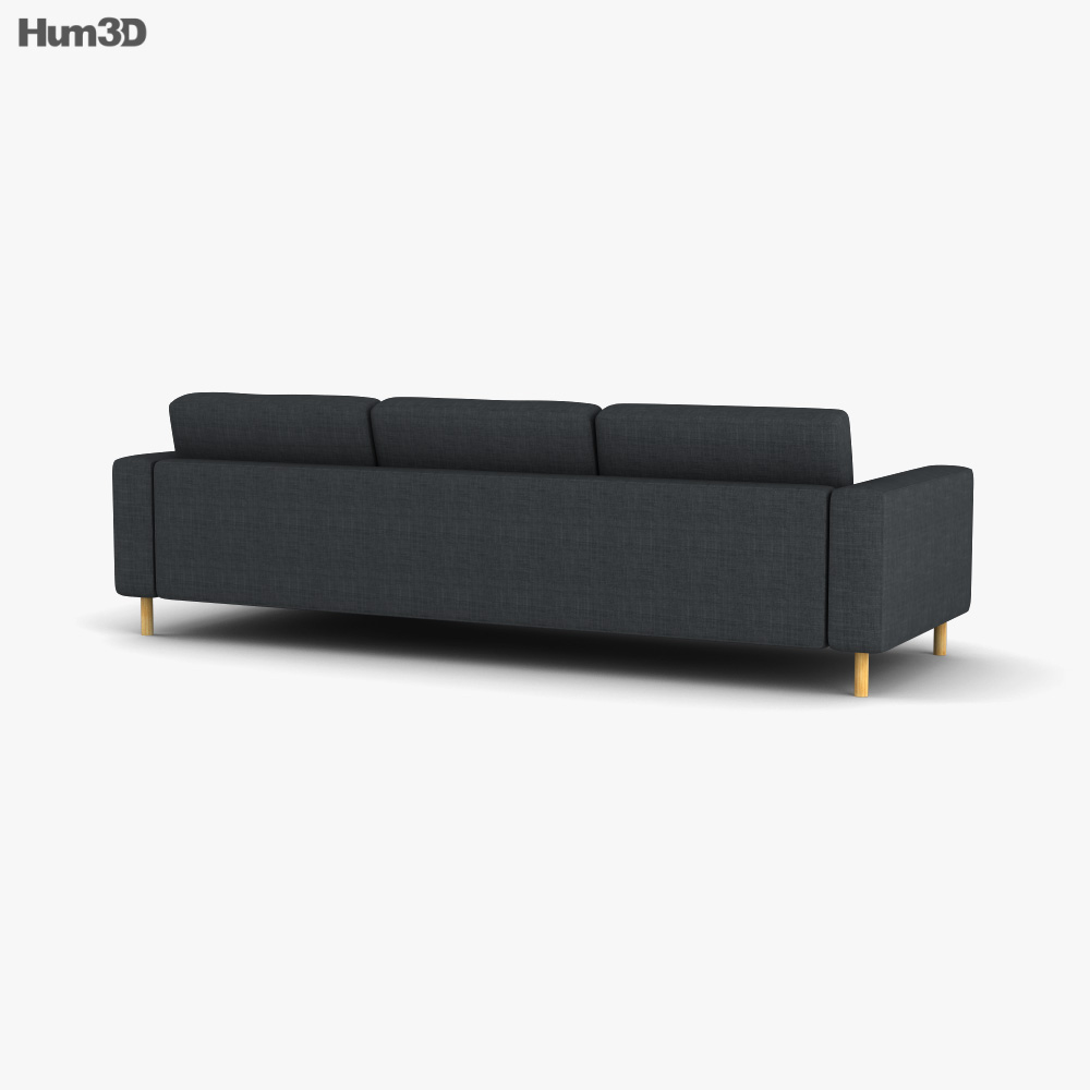 Bolia Scandinavia Sofa 3d model