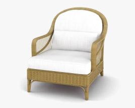 Bonacina Arpa Armchair 3D model