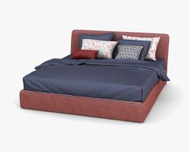Bonaldo True Bed 3D model