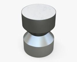 CB2 Silo Side table 3D model