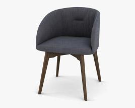 Calligaris Rosie Soft Chair 3D model