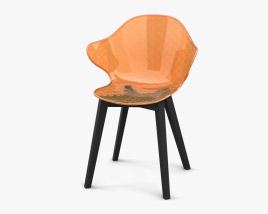 Calligaris Saint Tropez Chair 3D model