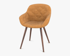 Calligaris Igloo Chair 3D model